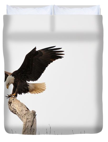 The Landing Duvet Cover