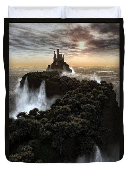 The Last Colony Duvet Cover