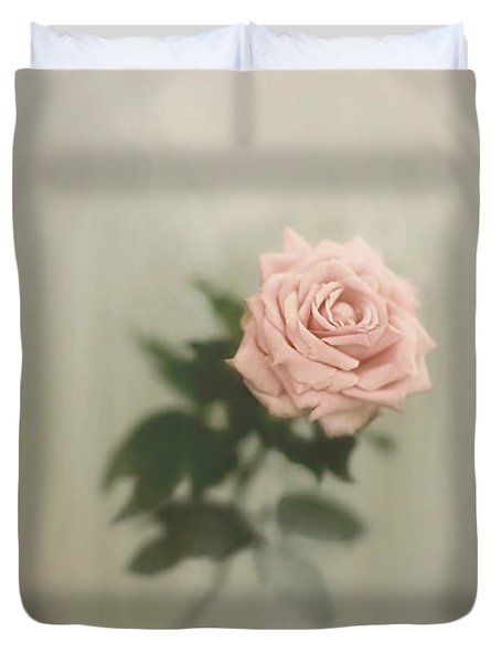 The Last Rose Duvet Cover