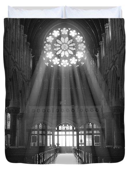 The Light - Ireland Duvet Cover