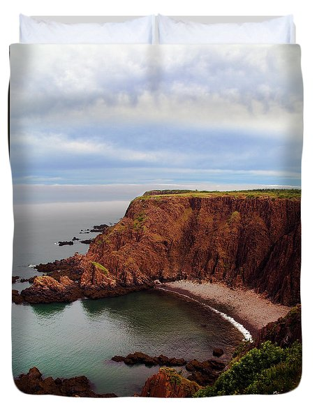 The Look Out... Duvet Cover