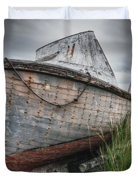 The Lost Fleet Low Tide Duvet Cover