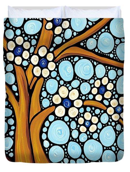 The Loving Tree Duvet Cover