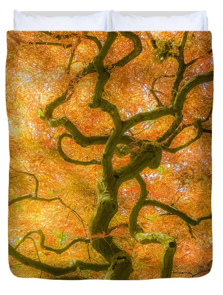 The Magic Forest-15 Duvet Cover