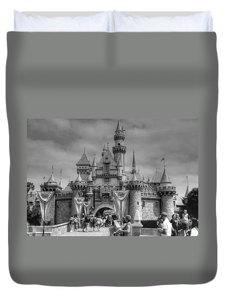 The Magic Kingdom Duvet Cover