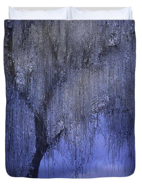 The Magic Tree Duvet Cover by Kume Bryant