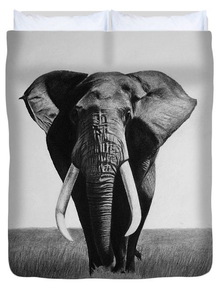 The Magnificent One Duvet Cover