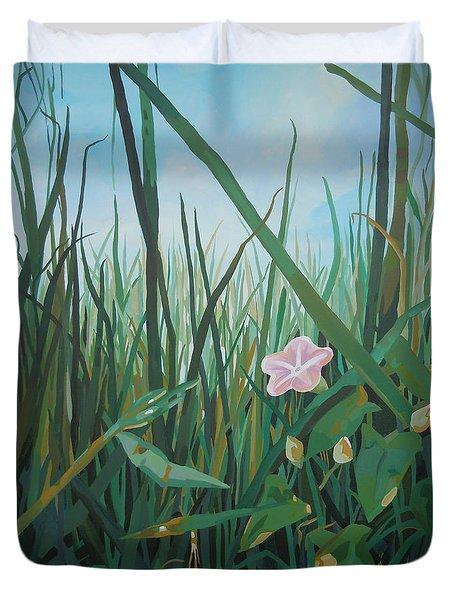 The Marsh Duvet Cover