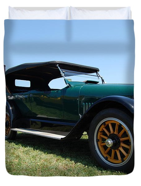 The Mercer Touring Coupe Duvet Cover