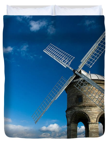 The Mill Duvet Cover by Anne Gilbert