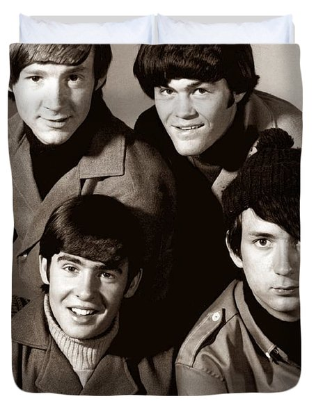 The Monkees 2 Duvet Cover