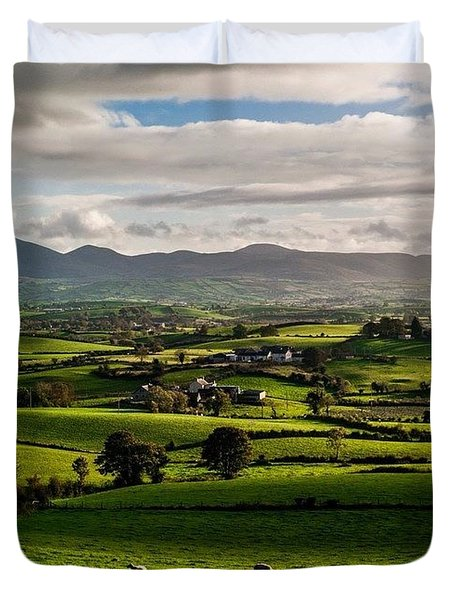 The Mournes Duvet Cover