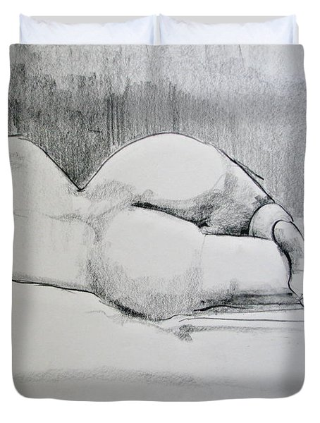 The Nap Duvet Cover