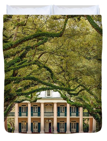 The Old South Version 2 Duvet Cover by Steve Harrington