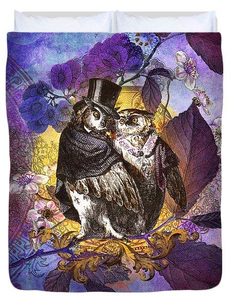 The Owlsleys Duvet Cover by Aimee Stewart