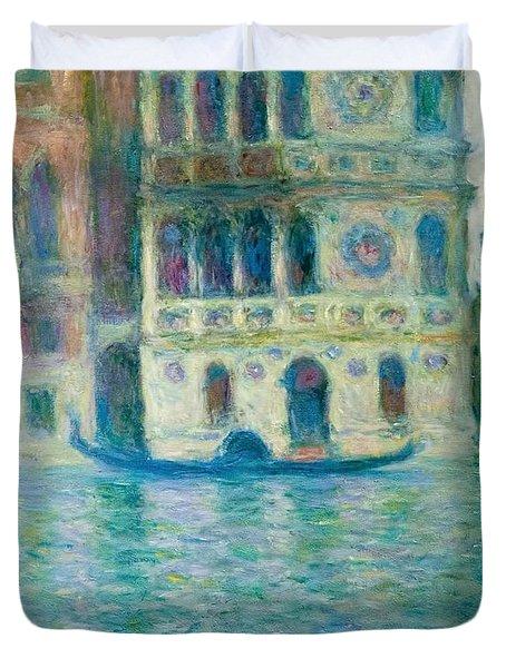 The Palazzo Dario - Venice Duvet Cover