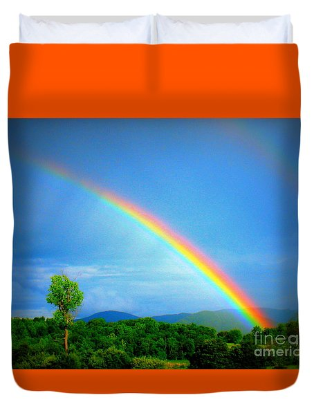 The Promise Duvet Cover by Patti Whitten