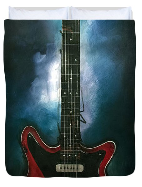 The Red Special Duvet Cover