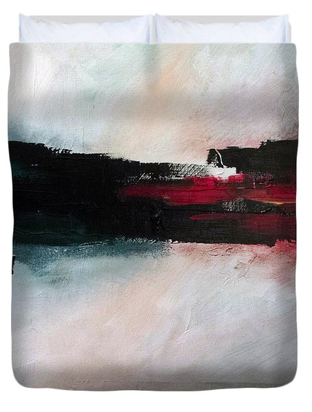 The River Tethys Part Two Of Three Duvet Cover