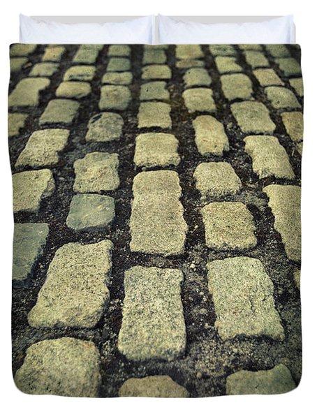 The Road Eternal Duvet Cover
