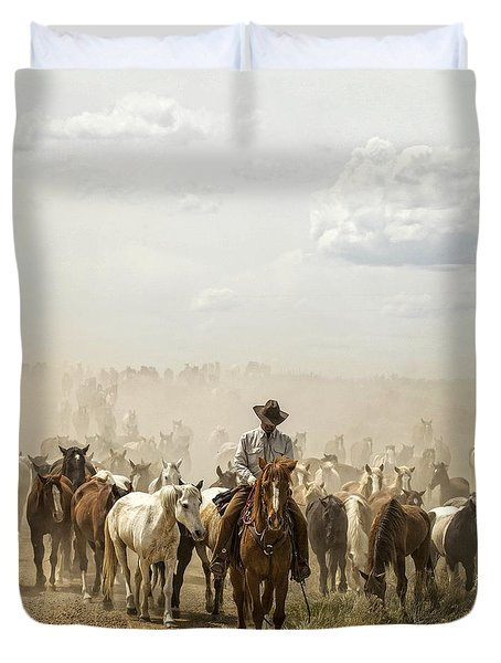The Road Home 2013 Duvet Cover