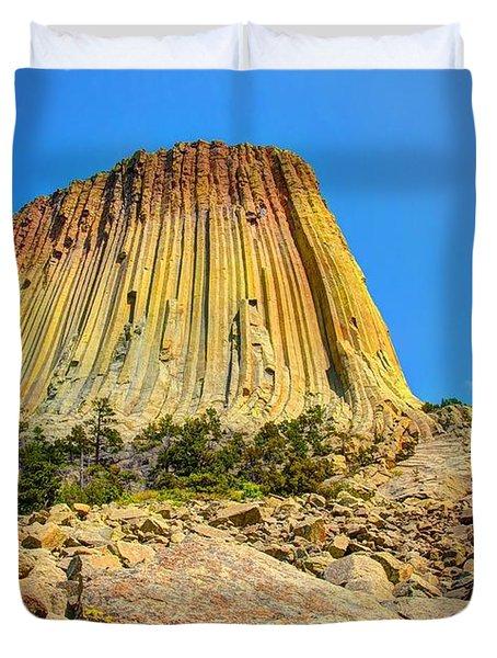 The Rock Shop Duvet Cover