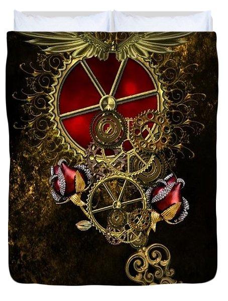 The Royal Key Duvet Cover