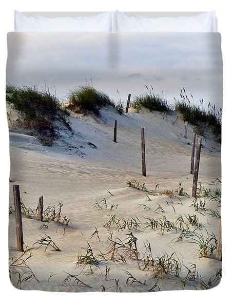The Sands Of Obx II Duvet Cover