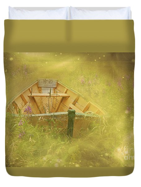 The Sea Of Dreams... Duvet Cover