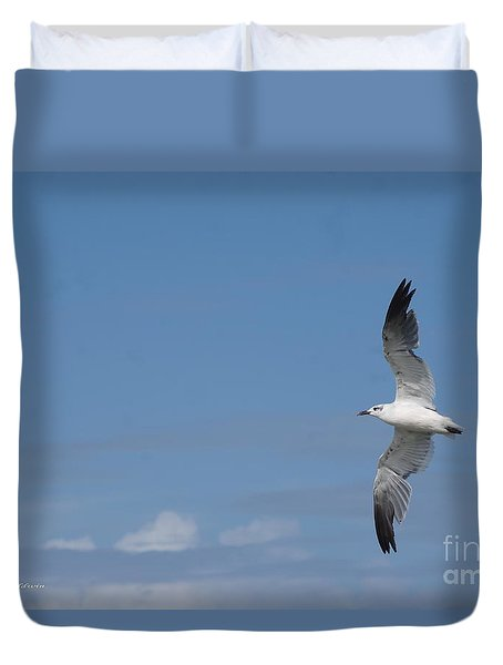 The Seagull Duvet Cover