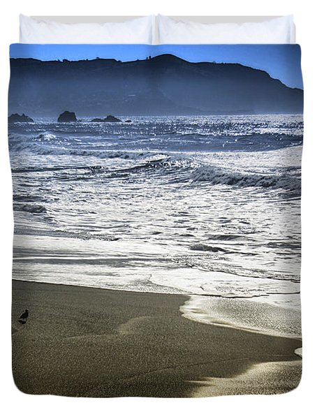 The Shore Duvet Cover