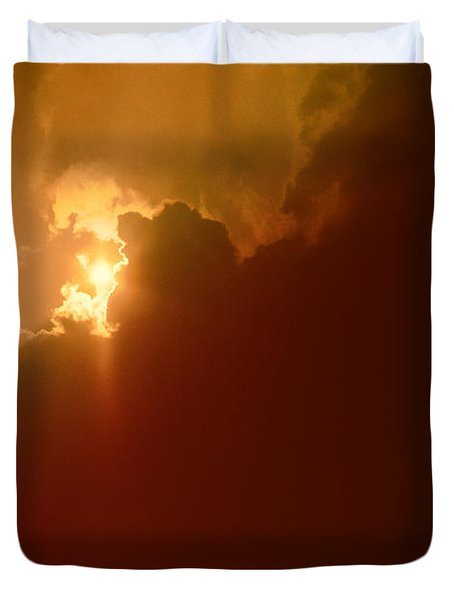The Simple Beauty Of Light Duvet Cover