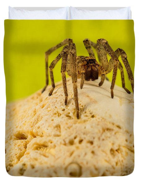 The Spider Series Vi Duvet Cover