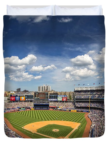 The Stadium Duvet Cover