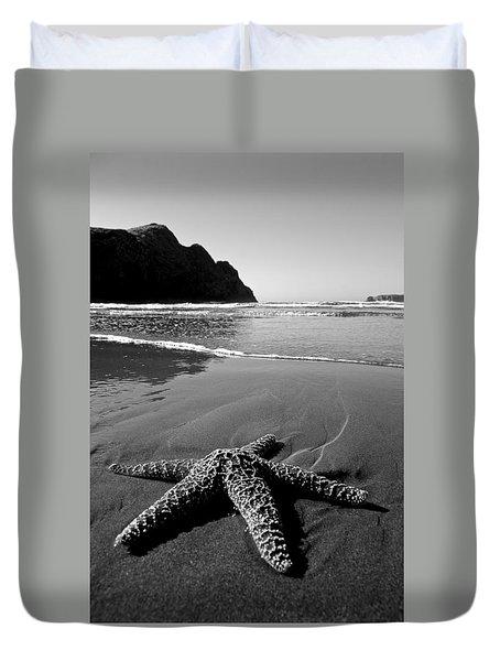 The Starfish Duvet Cover
