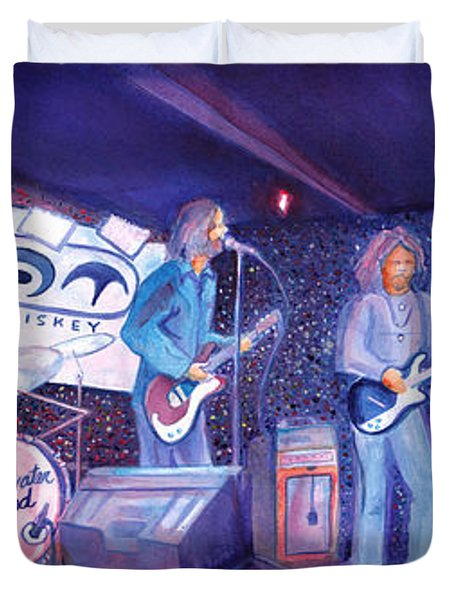 The Steepwater Band Duvet Cover