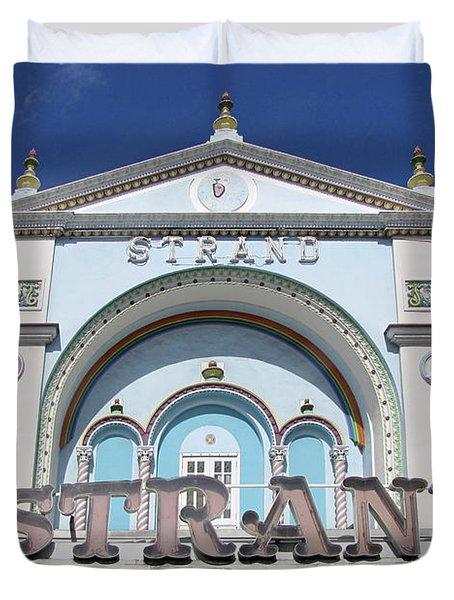 The Strand Key West Duvet Cover