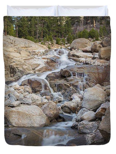 The Stream Duvet Cover