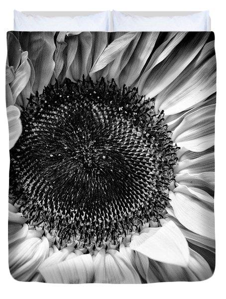 The Sunflower II Duvet Cover