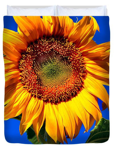 The Sunflower Duvet Cover
