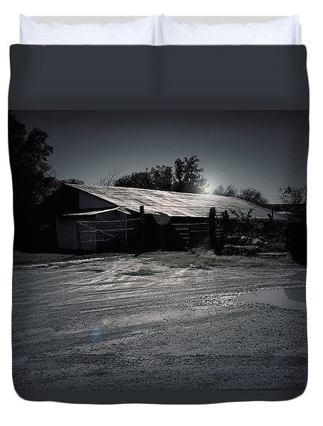 Tcm  #7 - Slaughterhouse Duvet Cover by Trish Mistric