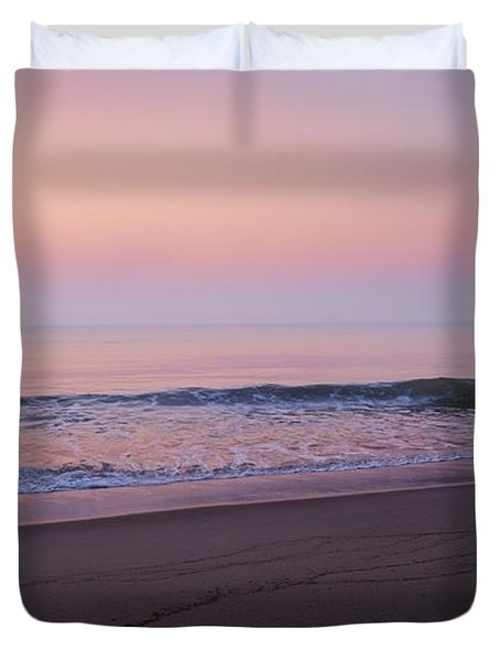 The Tide Keeper Duvet Cover by Bill Wakeley