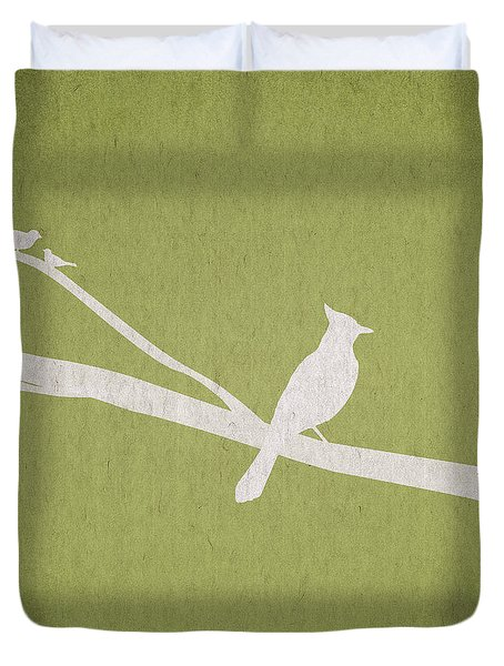 The Tree Branch Duvet Cover