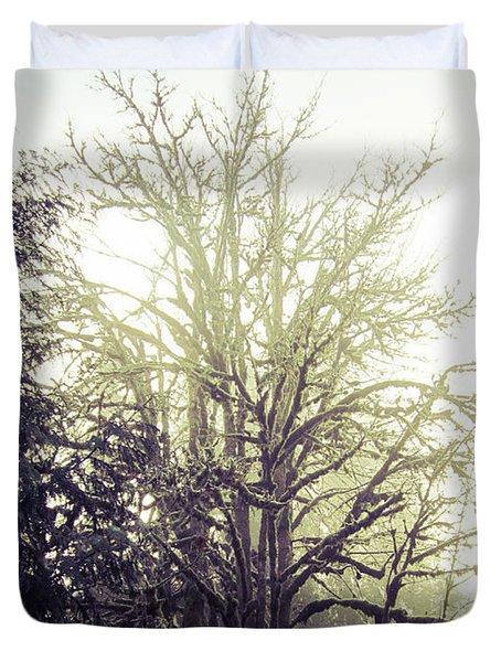The Tree Spirit #2 Duvet Cover