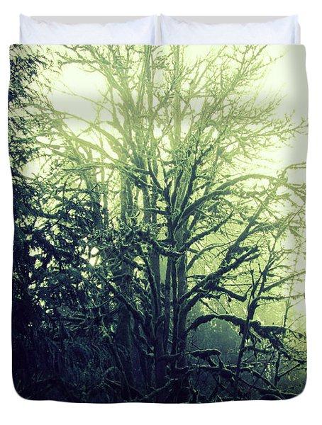 The Tree Spirit #3 Duvet Cover