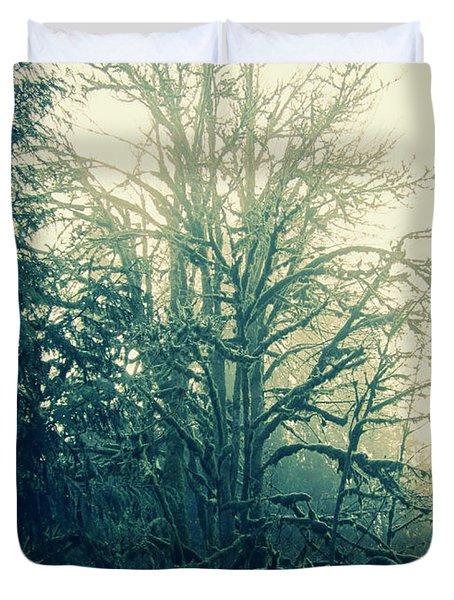 The Tree Spirit #4 Duvet Cover