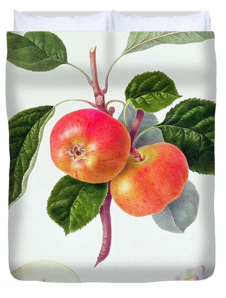 The Trumpington Apple Duvet Cover