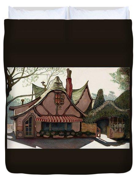 The Tuck Box Duvet Cover
