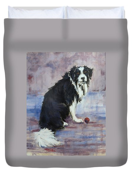 The Twilight Years Duvet Cover by Cynthia House