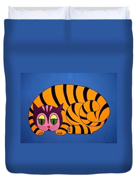 The Unity Cat Duvet Cover